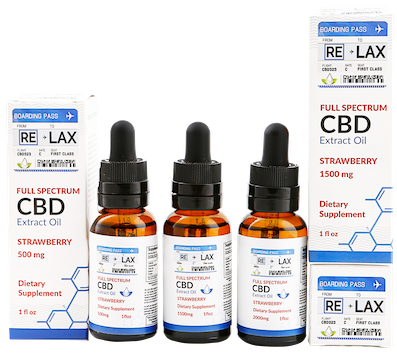 strawberry cbd oil tinctures