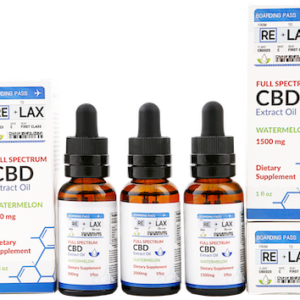 watermelon cbd oil tinctures