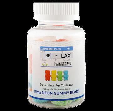 relax cbd gum
