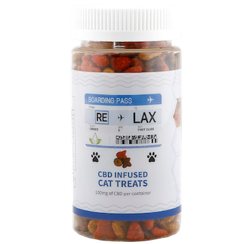 cbd infused cat treats