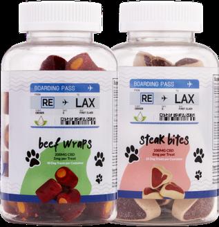 re-lax cbd pet treats