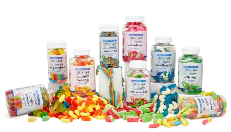 relax cbd gummies for sales near me